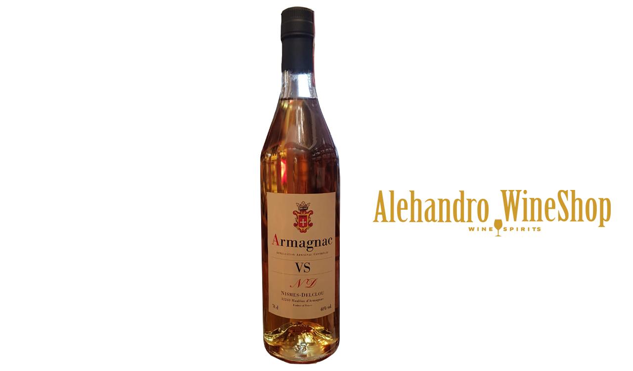 Spirits, Armagnac Castarede, zona e prodhimit Bas Armagnac, Francë, alkool 40, volumi 70 cl