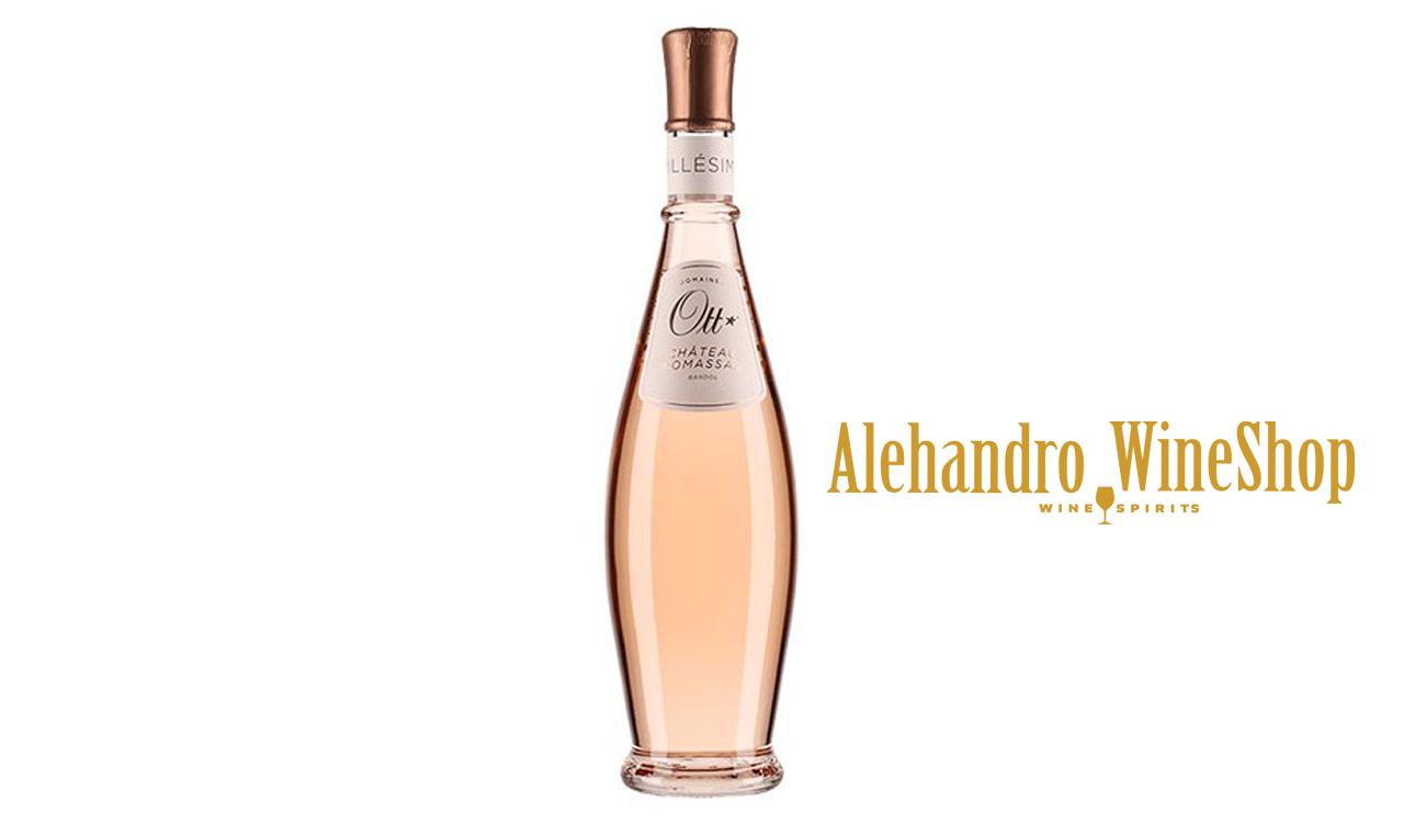 Verë Rose, Ott, zona e prodhimit Francë, varieteti Mourvedre, Syrah, Shiraz, Grenache Garnacha, Cinsault, alkool 12.5, volumi 0,75 l