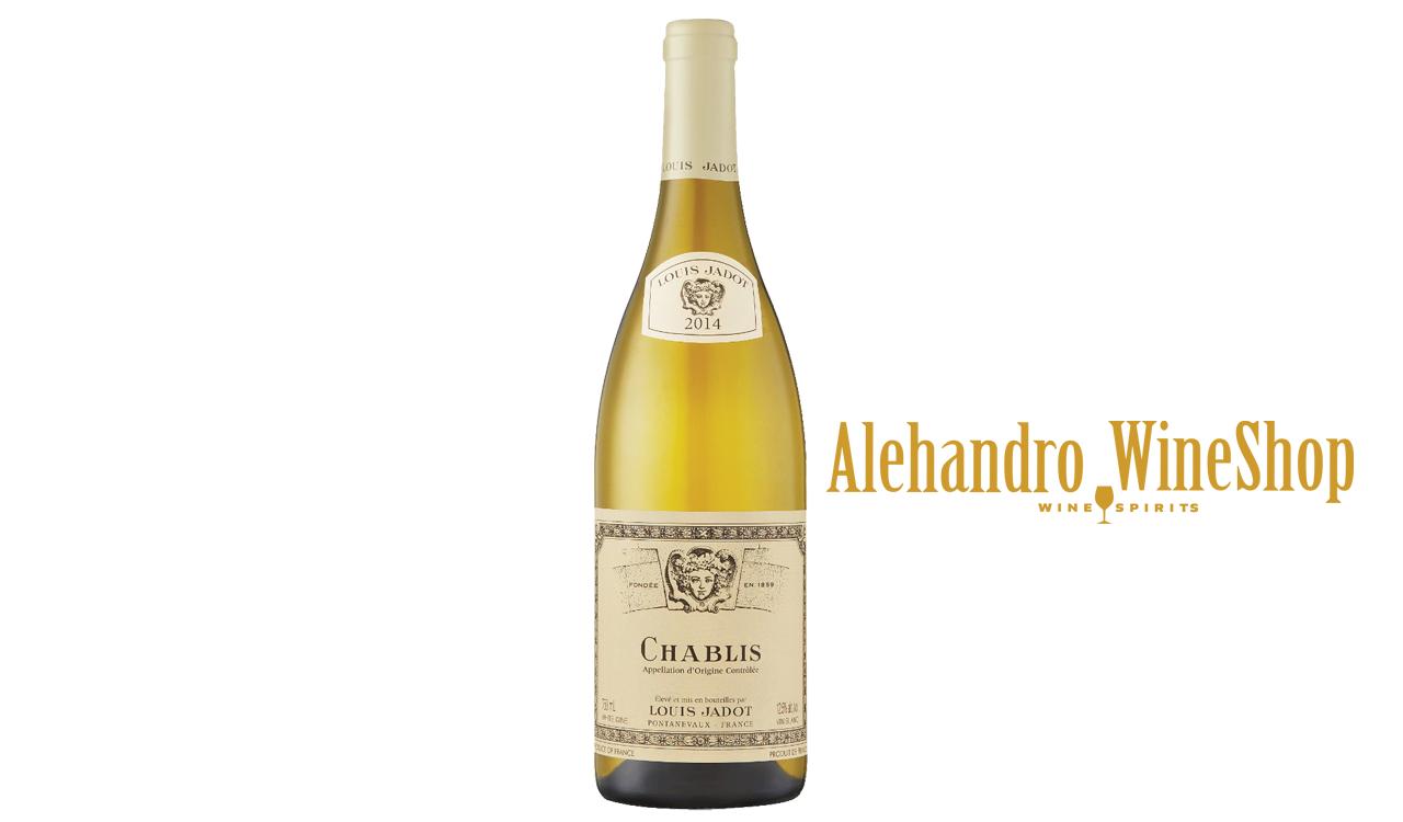 Verë e bardhë, kantina Maison Louis Jadot, zona e prodhimit Francë, varieteti Chardonnay, akool 12, volumi 0,75 l