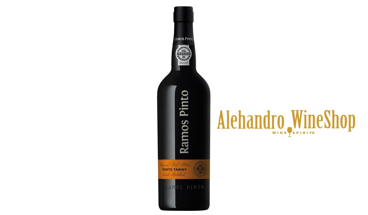 Verë e kuqe, kantina Ramos Pinto, zona e prodhimit Port Wine, Porto, varieteti Touriga Nacional, alkool 20, volumi 0,75 l
