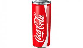 Coca Cola Kanaçe 0,33 l e ftohtë