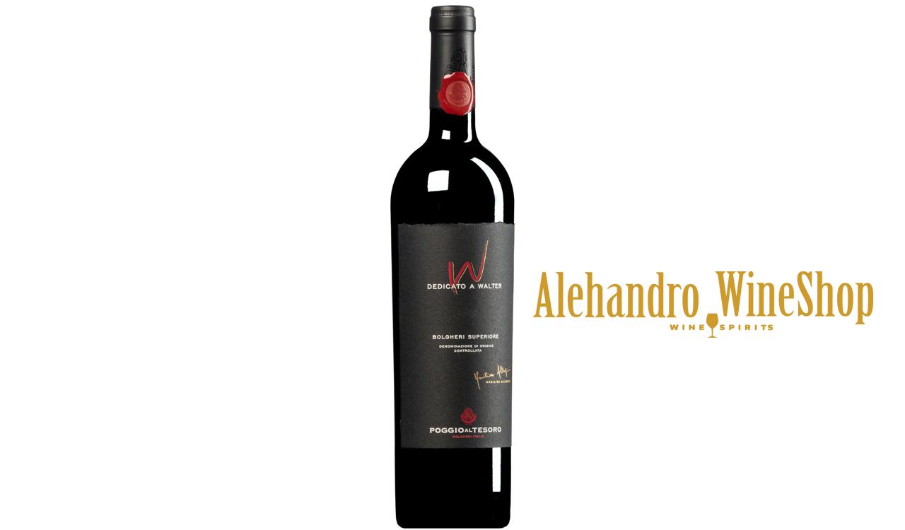 Verë e kuqe, Allegrini, zona e prodhimit Toscana, Itali, varieteti Cabernet Franc, alkool 15, volumi 0,75 l