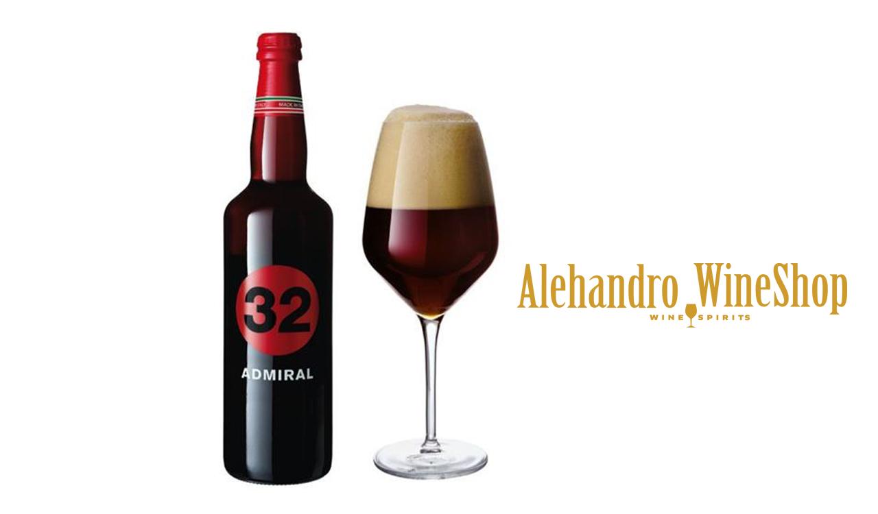 Birrë artizanale, alc 6.3, shërbehet 10 deri në 12 gradë celcius