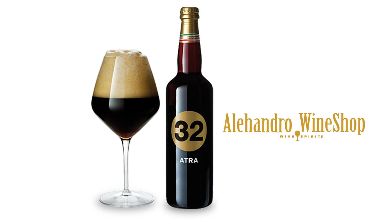 Birrë artizanale, alc 7.3, shërbehet 10 deri në 12 gradë celcius