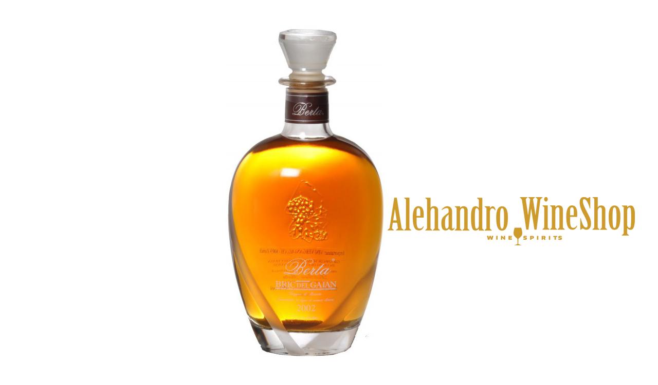 Spirits, kantina Distillerie Di Berta, zona e prodhimit Piedmont, Itali, alkool 43, volumi 70 cl