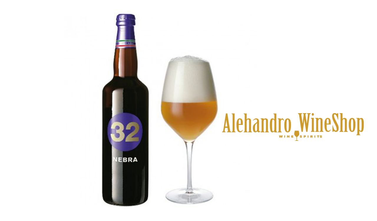 Birrë artizanale, alc 8, shërbehet 8 deri në 12 gradë celcius
