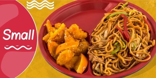 Noodles Cao Mien, Pulë me portokall