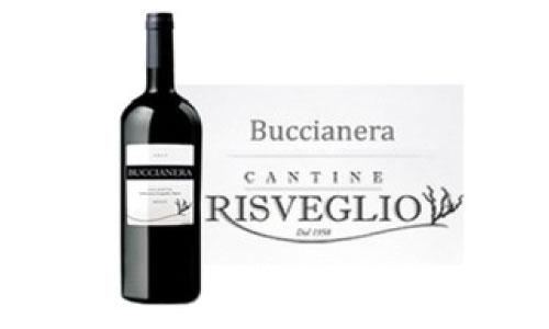 Buccianera Salento Rosso IGT Risveglio. Përqindja Alkolike 13.5