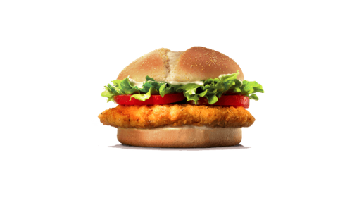 Chicken tendercrisp burger
