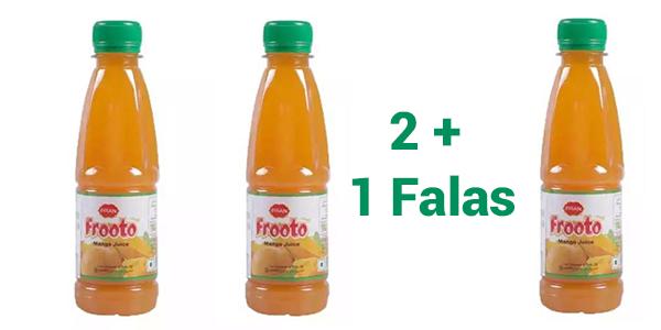 Blini 3 Mango Juice me çmimin e dy
