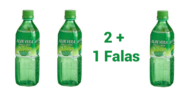 Blini 3 Aloe Vera Juice me çmimin e dy