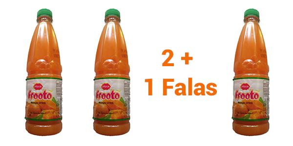 Blini 3 Mango Juice 500 ml me çmimin e dy