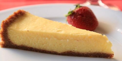 Cheesecake me reçel