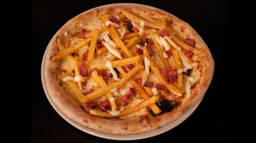 Mozzarella, patate, woody
