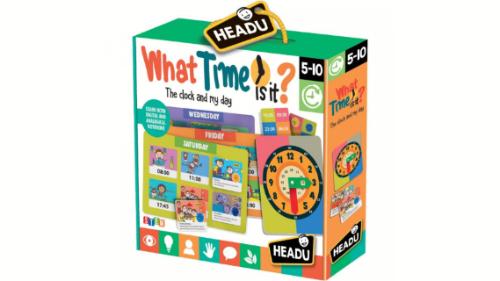 Një lojë formuese e krijuar në formatin e një bingoje,duke zbuluar se çfarë bëjnë personazhet në ore të ndryshme të ditës