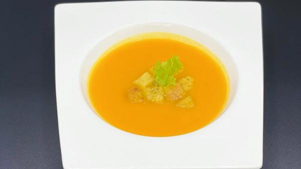 Supë krem karrotë