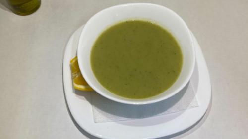 Supë krem brokoli