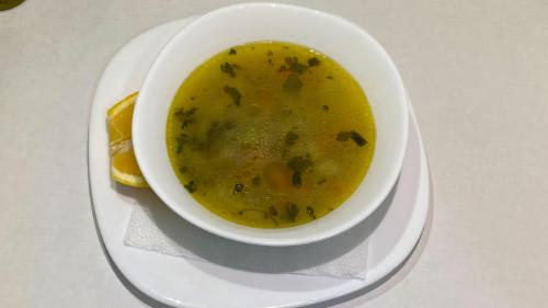 Supë me perime të ndryshme