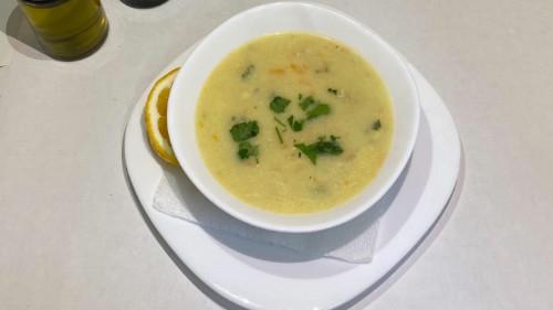 Supë krem pule