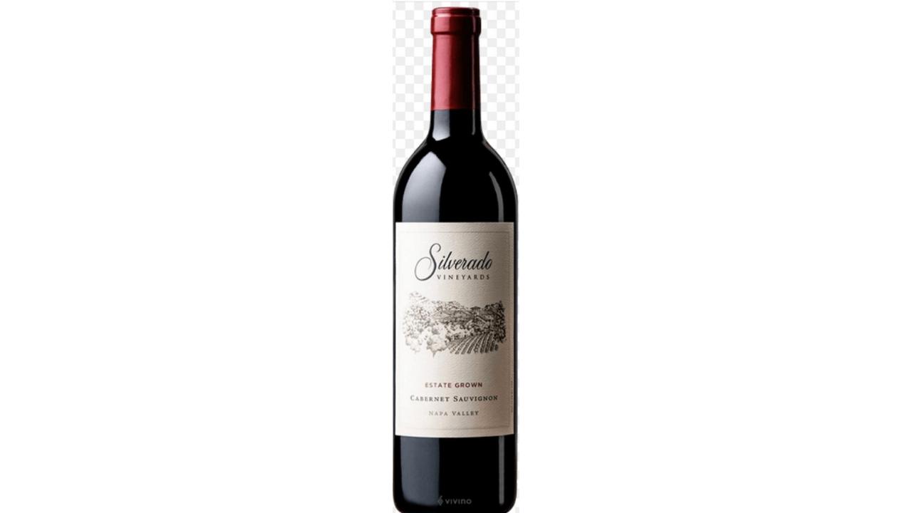 Silverado Cabernet Estate Grown 2014