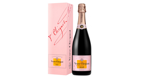 Veuve Clicquot Rose  0.75L Gift Box