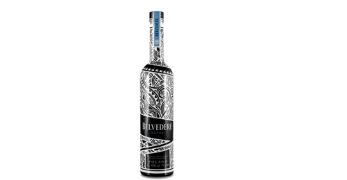 Belvedere Vodka Laolu 0.7L  Limited Edition