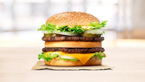Big king burger