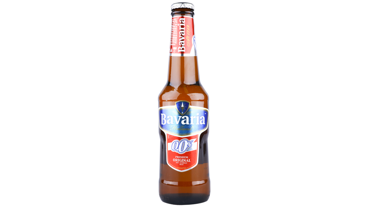 Bavaria Analkoolike 0.33l