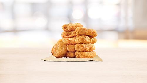9 chicken nuggets