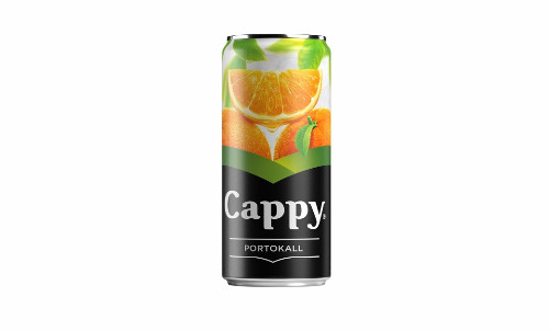 Cappy Portokall Kanaçe