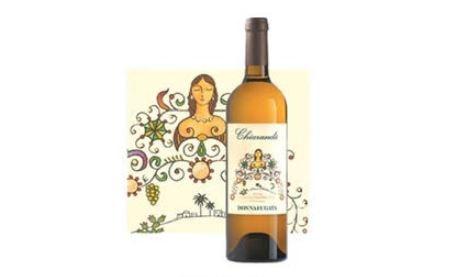 Chiaranda Donnafugata. Përqindja alkolike 14.3