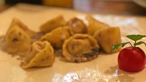 Tortellini, tartuf