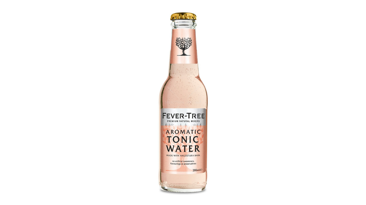 Fever tree pink aromatic tonic