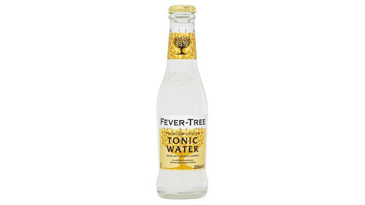 Fever tree med tonic