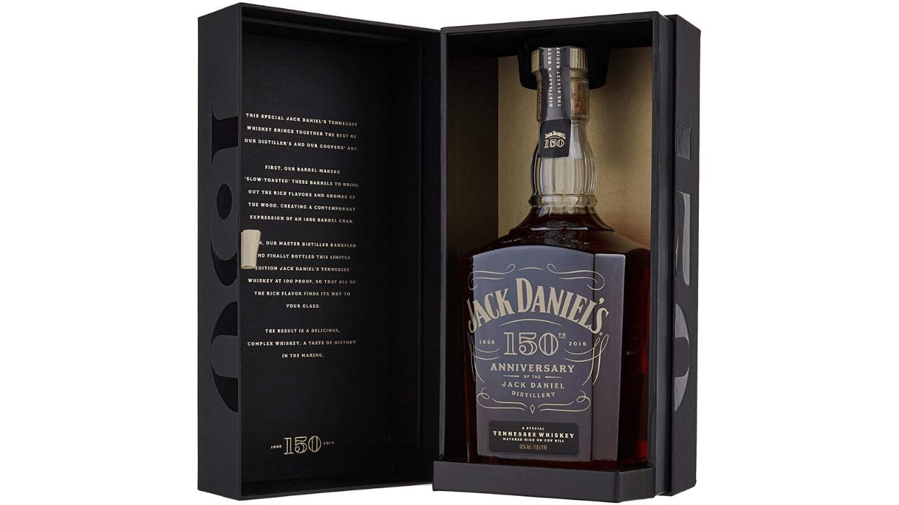 Jack Daniels 150 Anniversary