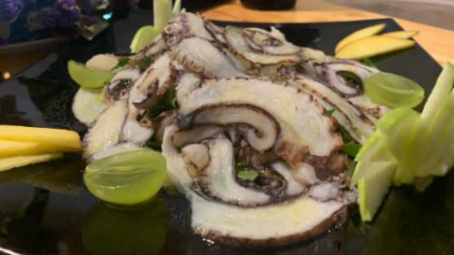 Carpacio oktapodi