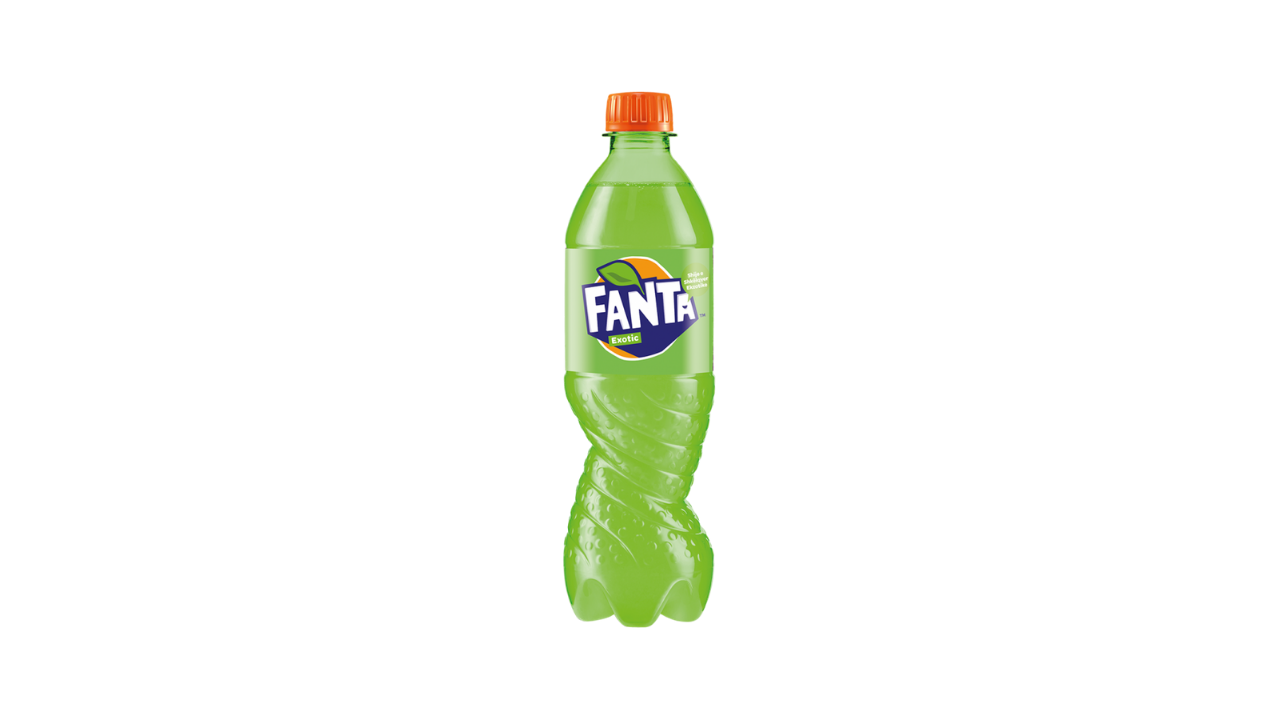 Fanta exotic 450 ml