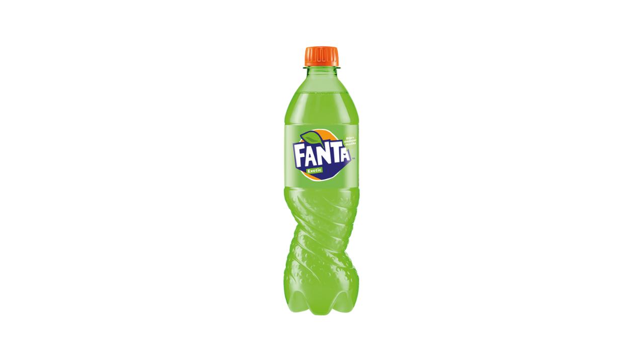 Fanta Exotic 500ml