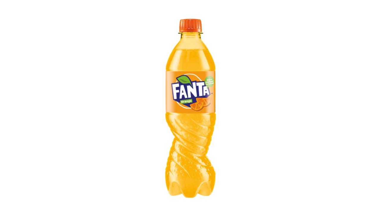 Fanta portokall 450 ml