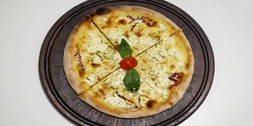 Fokace me djathë të bardhë