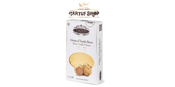 Miell misri me tartuf të bardhë