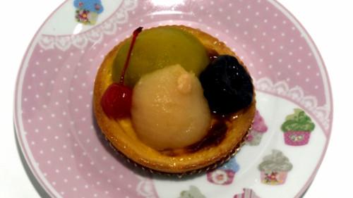 Tartë fruta