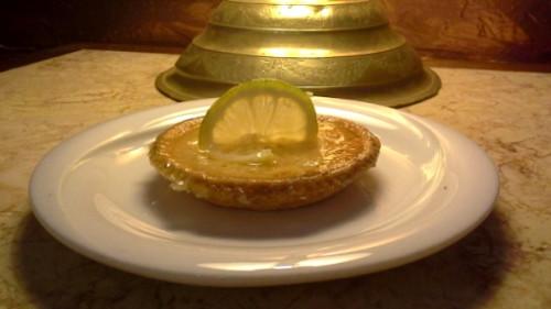 Tartë limon