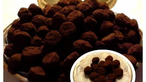 Truffes coko 400 gr