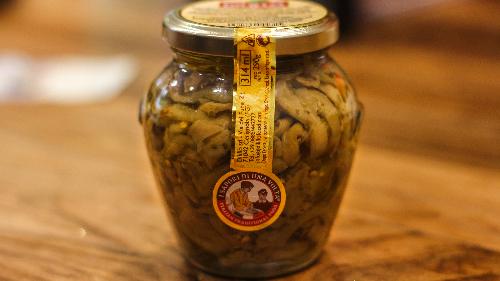 Patëllxhan në vaj ulliri 314 ml