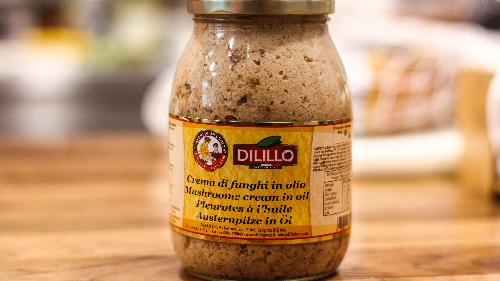 Krem kërpudhash në vaj ulliri 314 ml