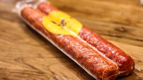 1 copë salsiçe Lucanica Dolce