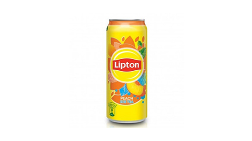 Lipton tea peach
