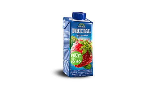 Fructal strawberry