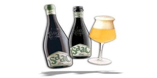 Birrë artizanale Isaac 0.75 Baladin. Përqindja alkolike 5